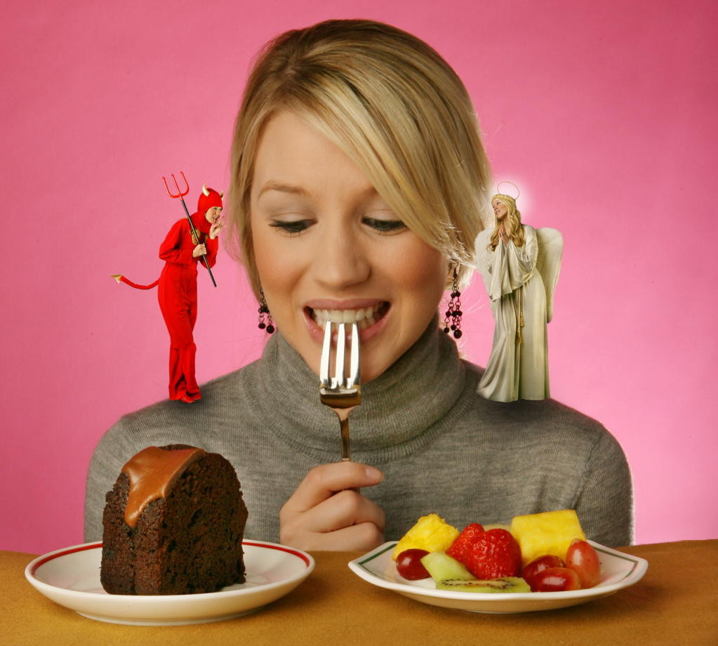 Вредно съедать за один раз много пищи почему