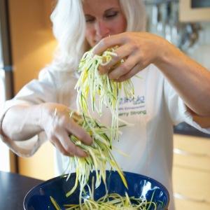 Sherry Zucchini Salad